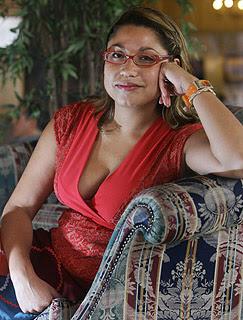 Fotos de Alejandra Valle desnuda, es la periodista que publicó las