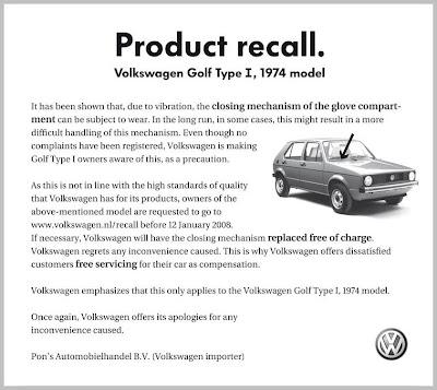 VW Ad Clio