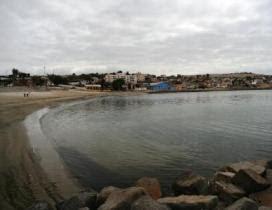 Caldera beach front