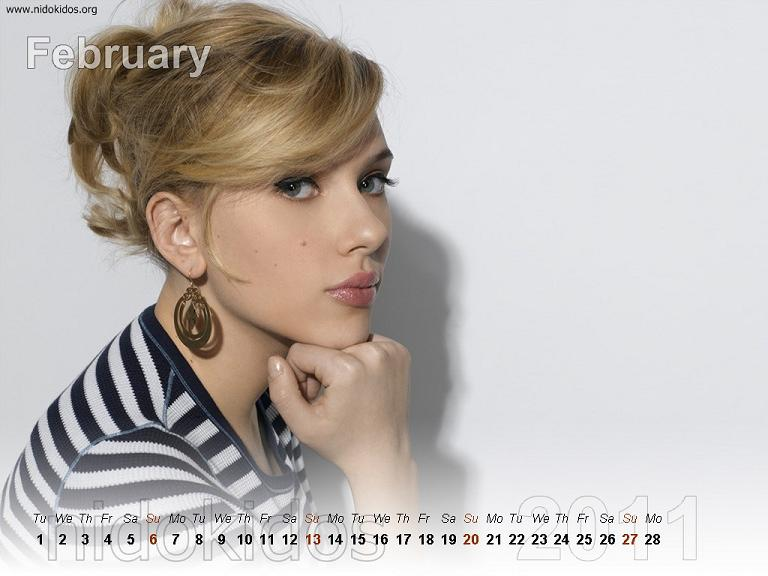Scarlett Johansson 2011 pictures and wallpapers