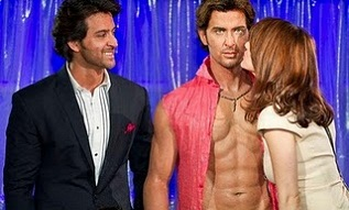 Hrithik Roshan Wax Statue Photos @ Madame Tussauds London