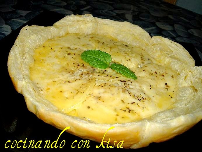Cocinando con kisa pastel de holaldre con patatas y queso for Cocinando con kisa