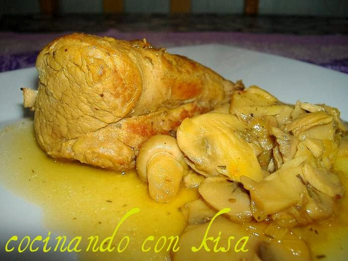 Cocinando con kisa solomillo al co ac flameado fussioncook for Cocinando con kisa
