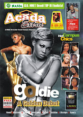 COMING OUT THIS WEEK IS YOUR DEAR ACADA MAGAZINE