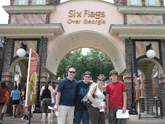Six Flags Over Georgia Atlanta (2010)