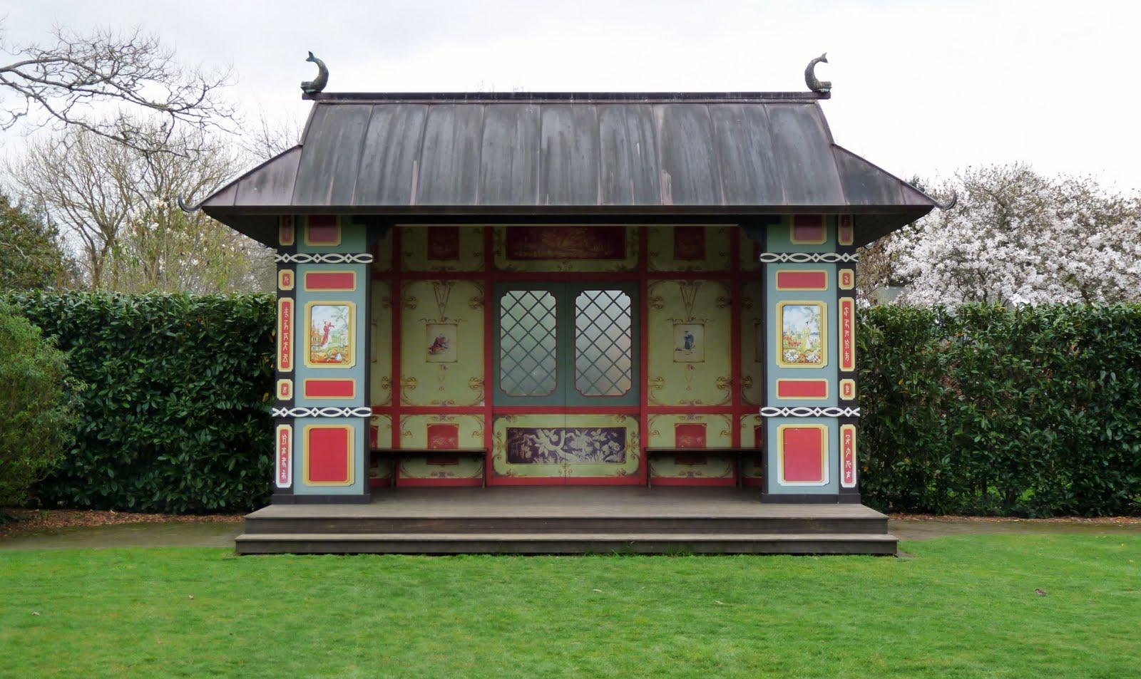 gorgeous with attitude chinoiserie pavilion hamilton gardens