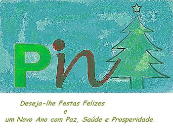 Em nome da Pin-ANDEE votos de Boas Festas