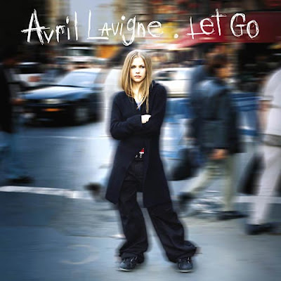 Cover Art for Avril Lavigne's Goodbye Lullaby Released