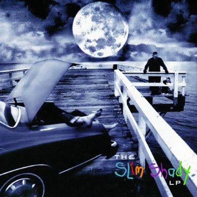Eminem - The Slim Shady LP Cover