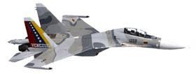 Camuflaje del Su-30 Venezolano