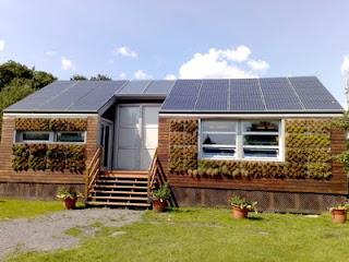 Casa ecologica for Case ecologiche costi