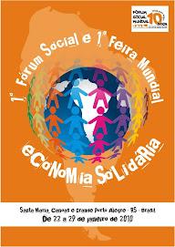 I Fórum Social e I Feira Mundial da ECOSOL