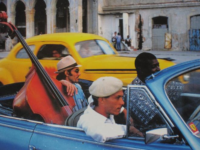 Kollegen von uns in Havanna