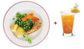 Tomar Líquido com a refeição engorda?