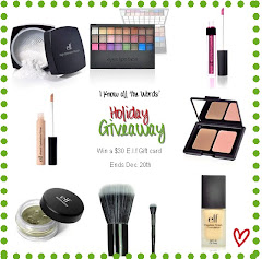 Holiday 2010 giveaway