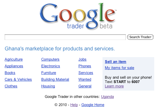 Screen+shot+2010 12 02+at+8.40.12+AM Google Trader Now in Ghana