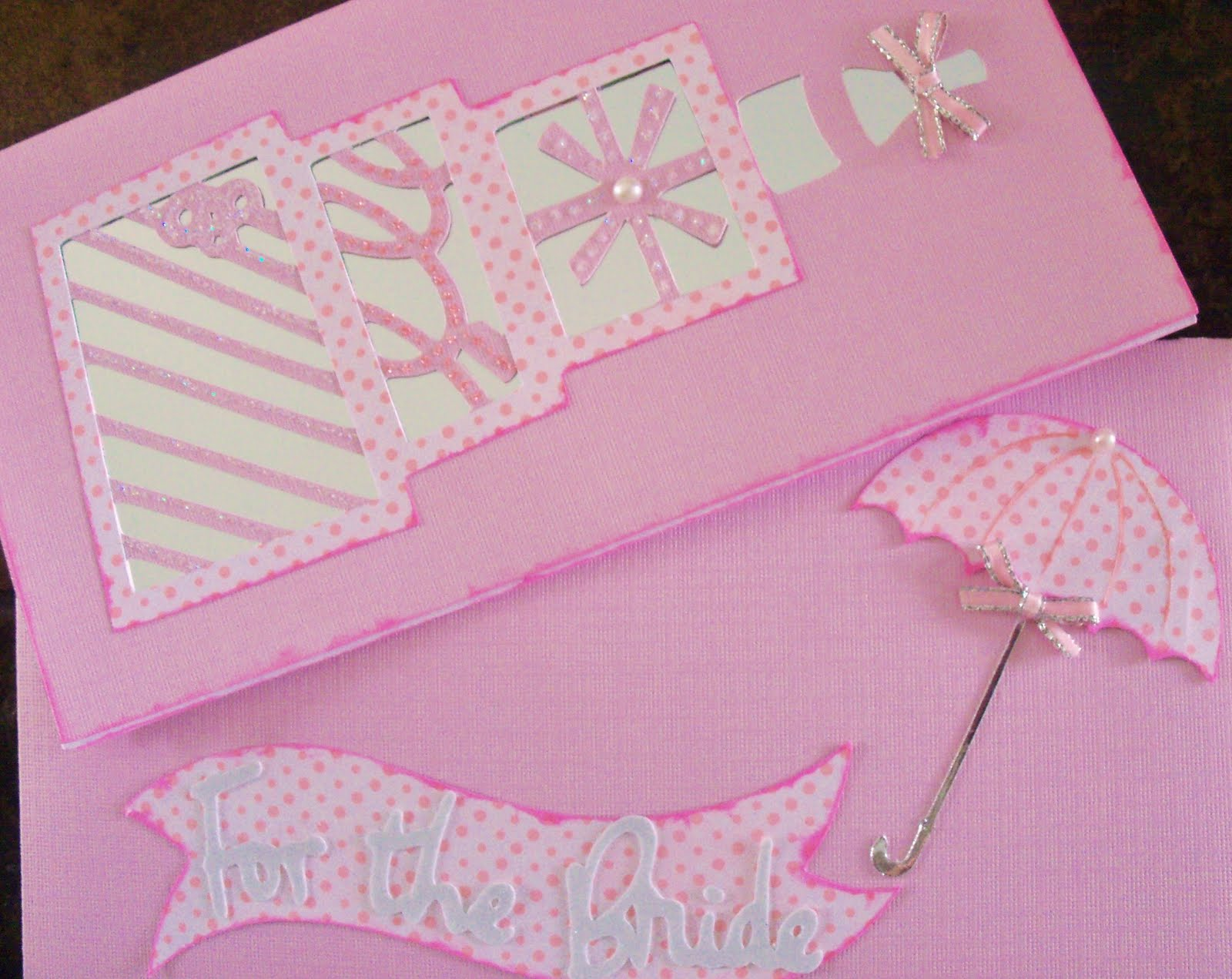 Crafty dreams so nando manualidades pretty in pink - Martha stewart manualidades ...