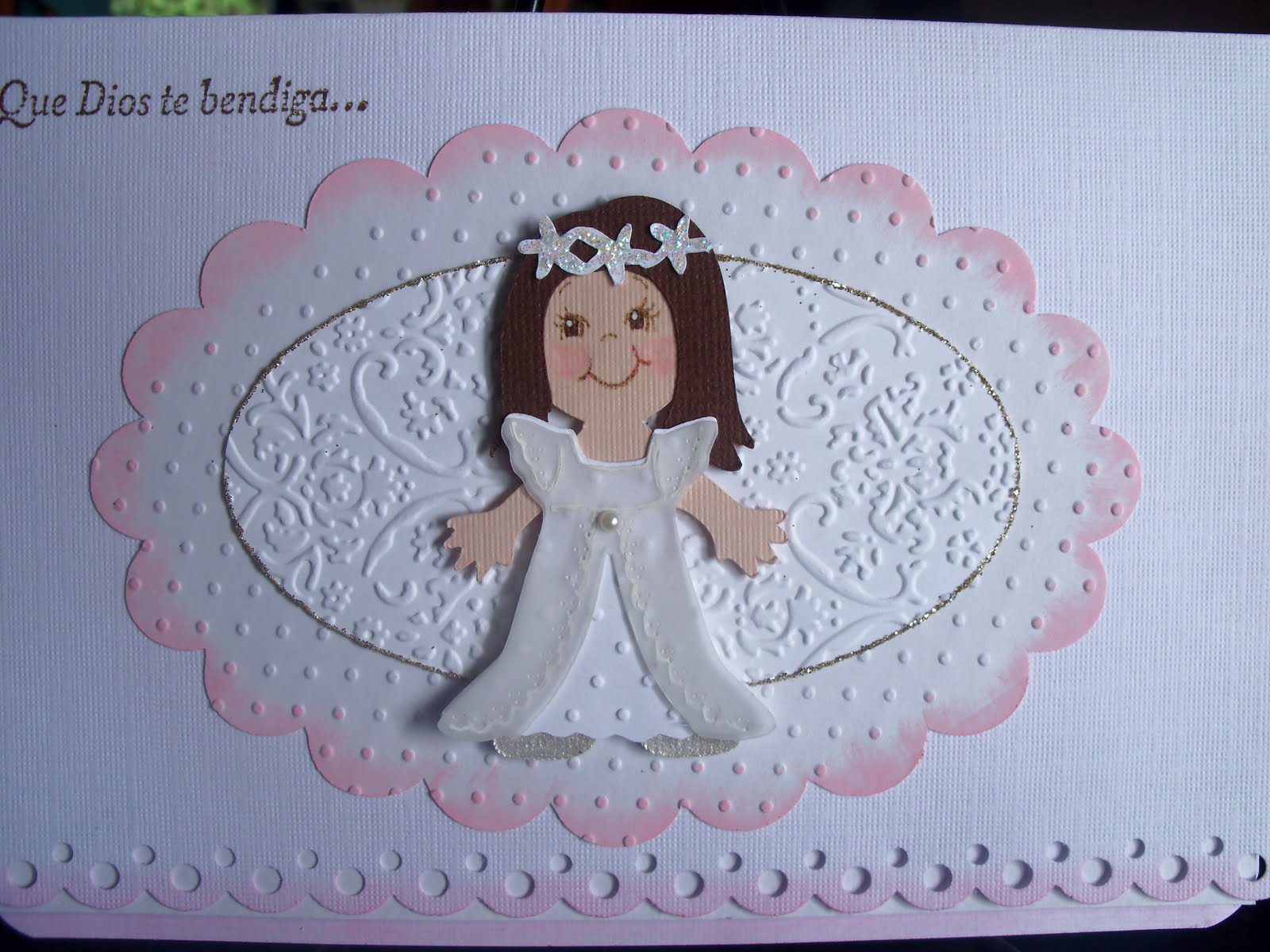 Crafty dreams so nando manualidades first communion - Manualidades de comunion ...