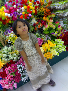 Foto di taman bunga Carefour Blok M Plaza