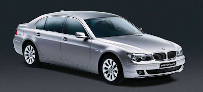 Modern BMW 7 Series High Security, 2006