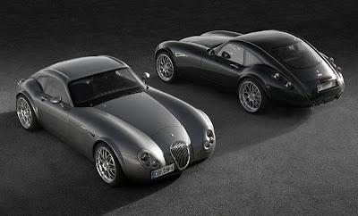 Luxury Wiesmann GT, 2006