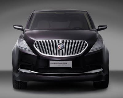 Modern Automotive Luxury Cars Buick Business Concept
