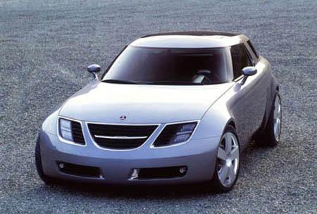 Planet Dcars 2001 Saab 9x Concept Car