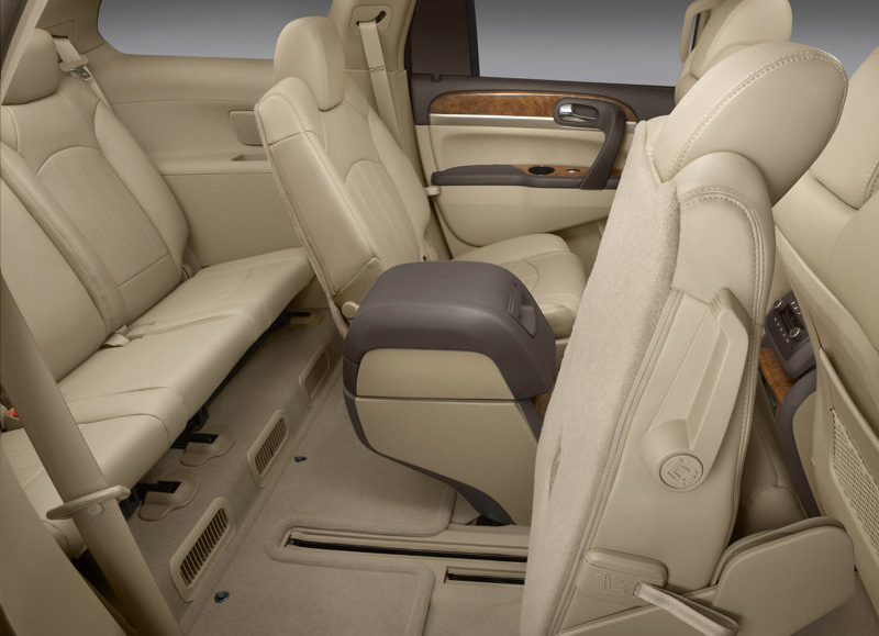 Buick Enclave Vs Acura Mdx 2014 >> buick-enclave-rear-consol Images - Frompo - 1