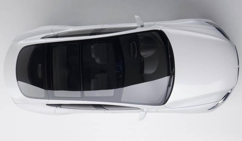 Inovasi Cars 2011 Tesla Model S Concept