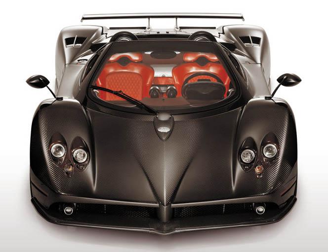 Pagani Zonda Roadster F, 2006