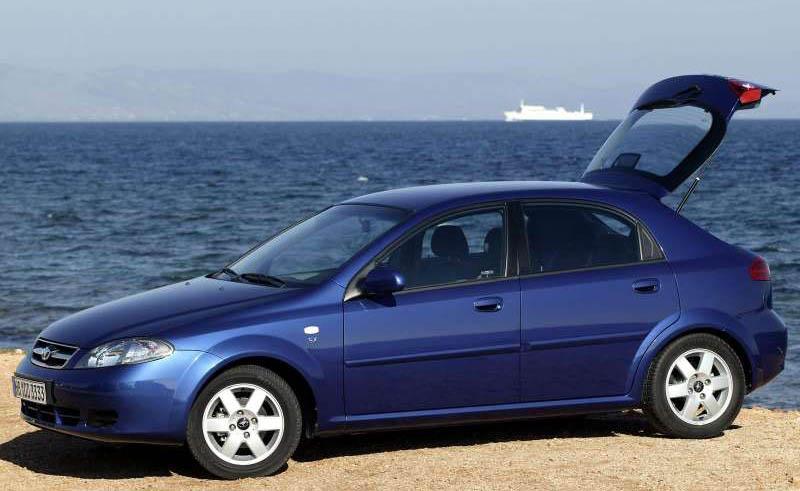 2004 Daewoo Lacetti Cdx. Daewoo Lacetti SX