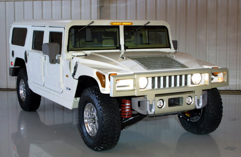 Today S World Of Cars Hummer H1 Alpha Concept 2001