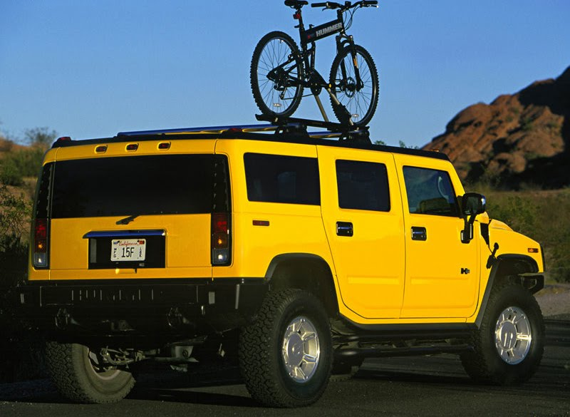 Hummer-Bike, 2003. Posted by desa at 3:29 AM