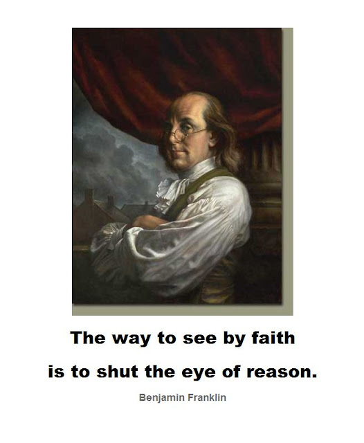 Religion is hostile to Reason