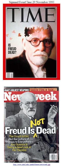 Freud, Sigmund Time covers 2