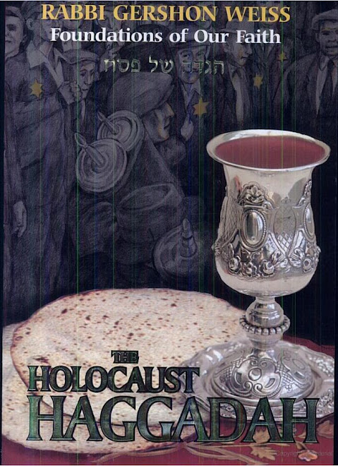 Holocaust Haggadah - click on photo for HOLY HERETICS