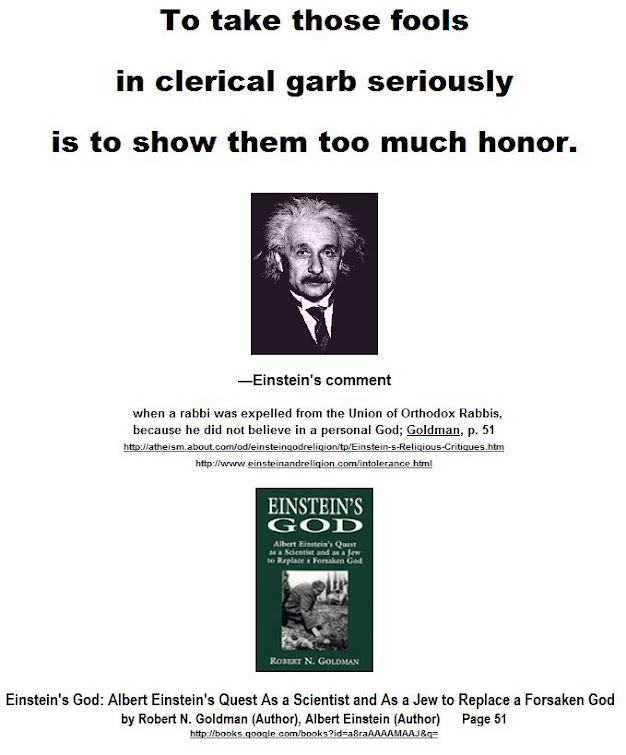The truth of Einstein
