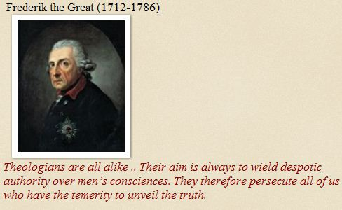 They therefore persecute all of us who have the temerity to unveil the truth