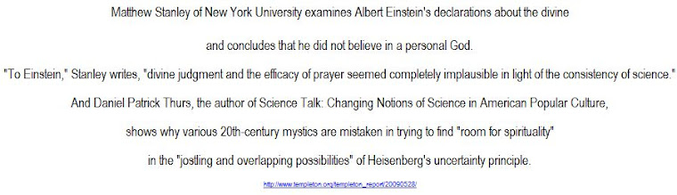 To Einstein, divine judgment and the efficacy of prayer seemed completely implausible.