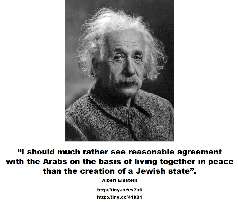 I should much rather see reasonable agreement with the Arabs than the creation of a Jewish state -