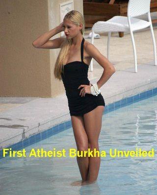 Atheist Burka
