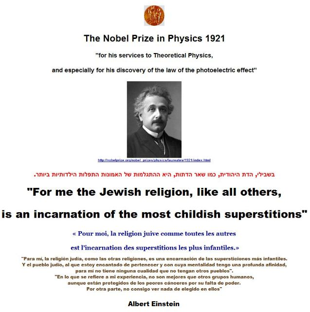 For me, the Jewish religion, like all others