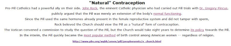The Catholic Church and Birth Control - 6