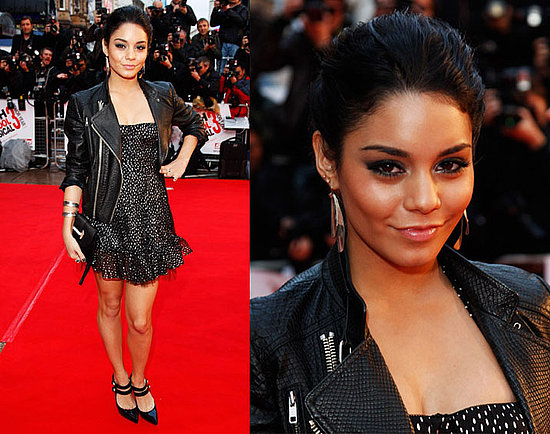 Vanessa Hudgens Dress 2010. vanessa hudgens in dress.