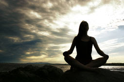 Relax and Unwind-Meditate