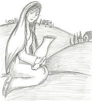 Desenhos Para Colorir A Mulher Samaritana Mulher Samaritana E Jesus
