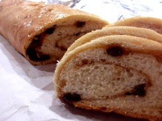 raisin cinnamon loaf