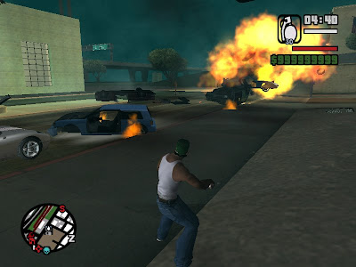 GTA San Andreas Made Me