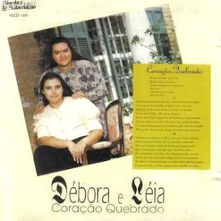 D�bora e L�ia - Cora��o Quebrado (PlayBack)