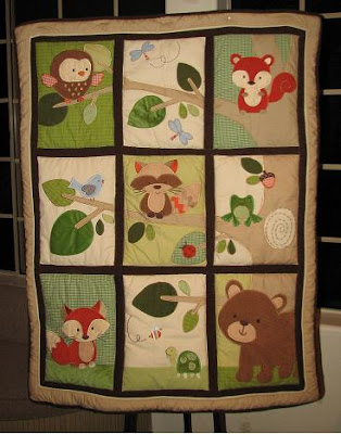 Baby Quilt Animal Patterns | eBay - Electronics, Cars